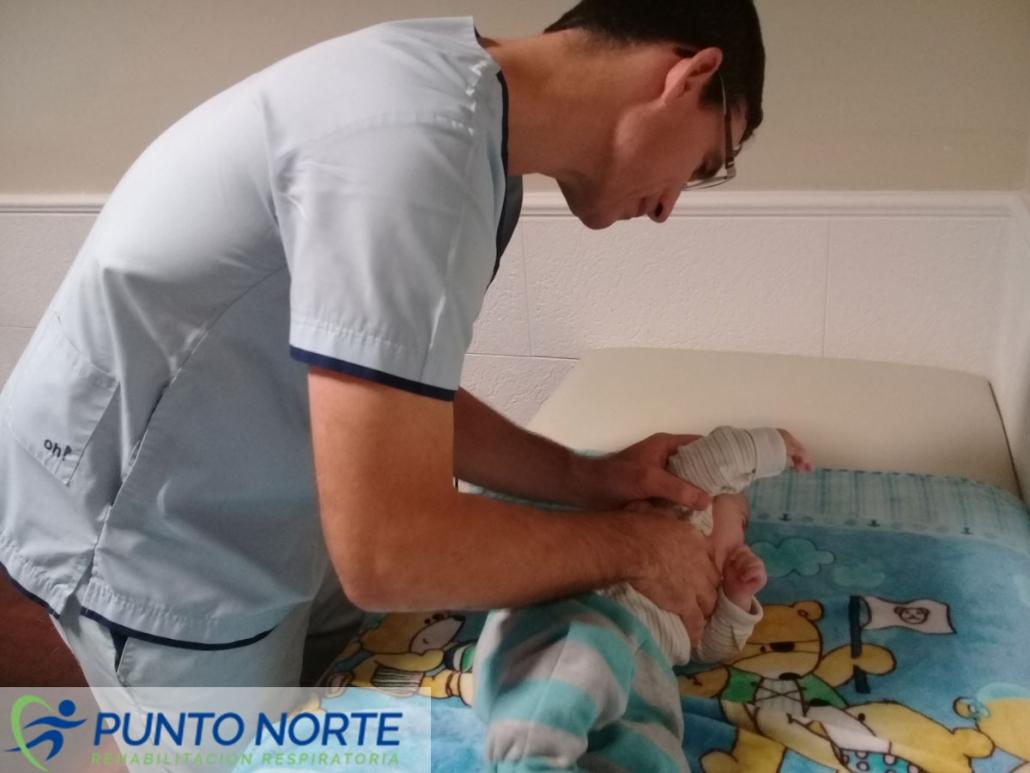 tratamiento bronquiolitis niños bebes